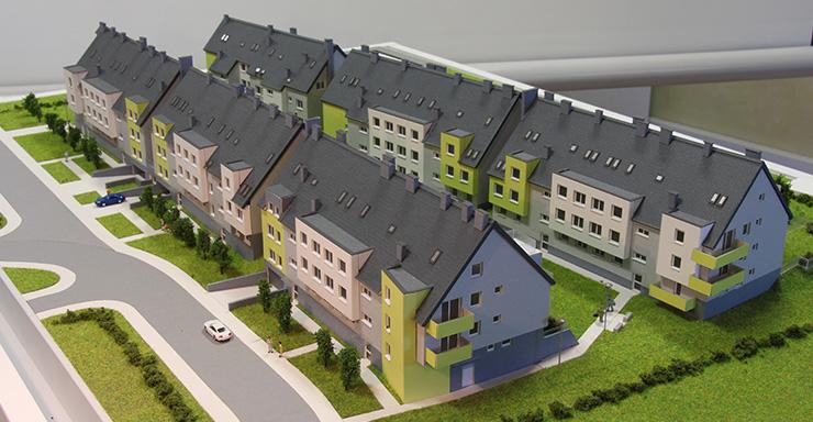 Osiedle Hibiskus - wybierz budynek