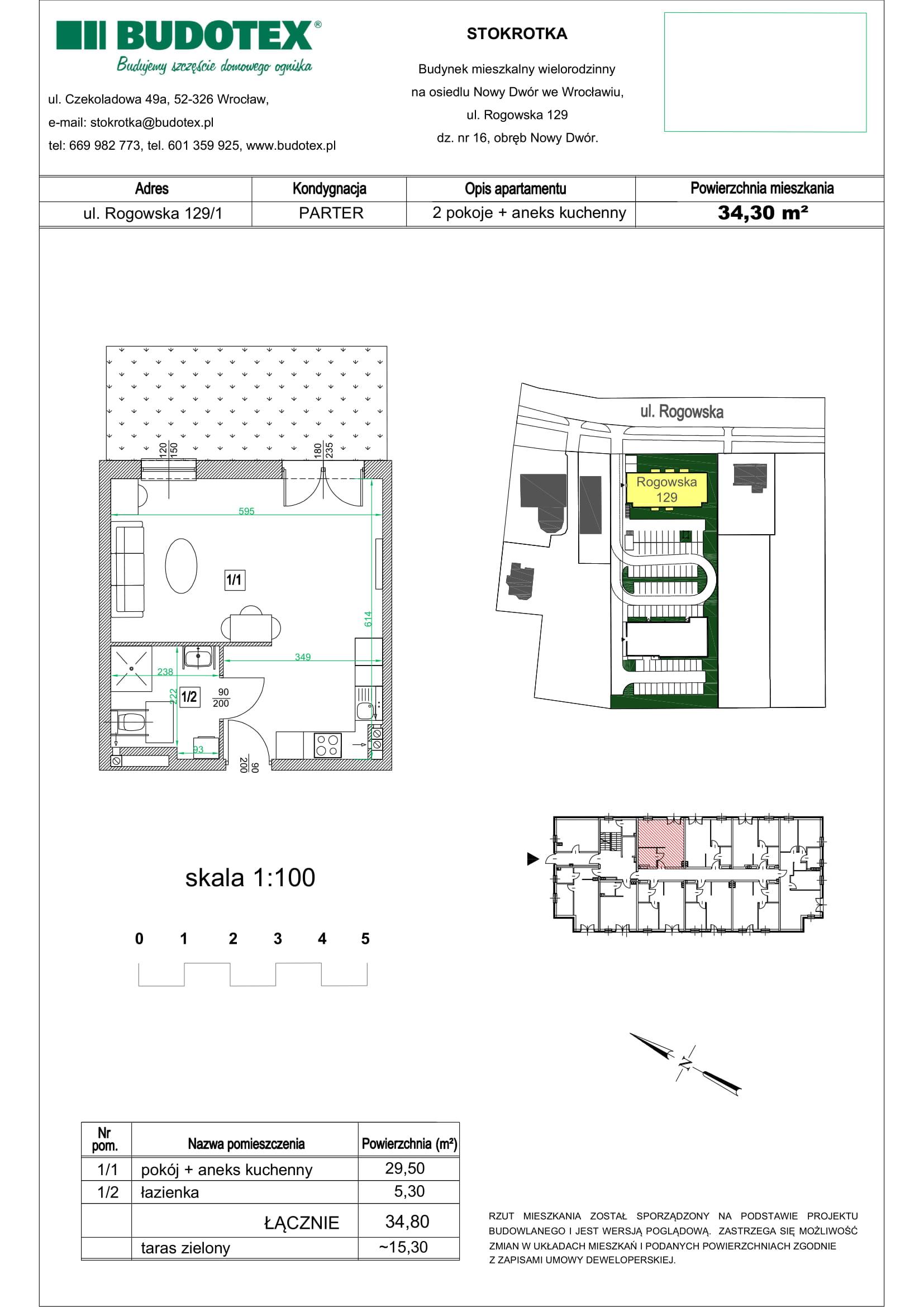 Mieszkanie nr 01