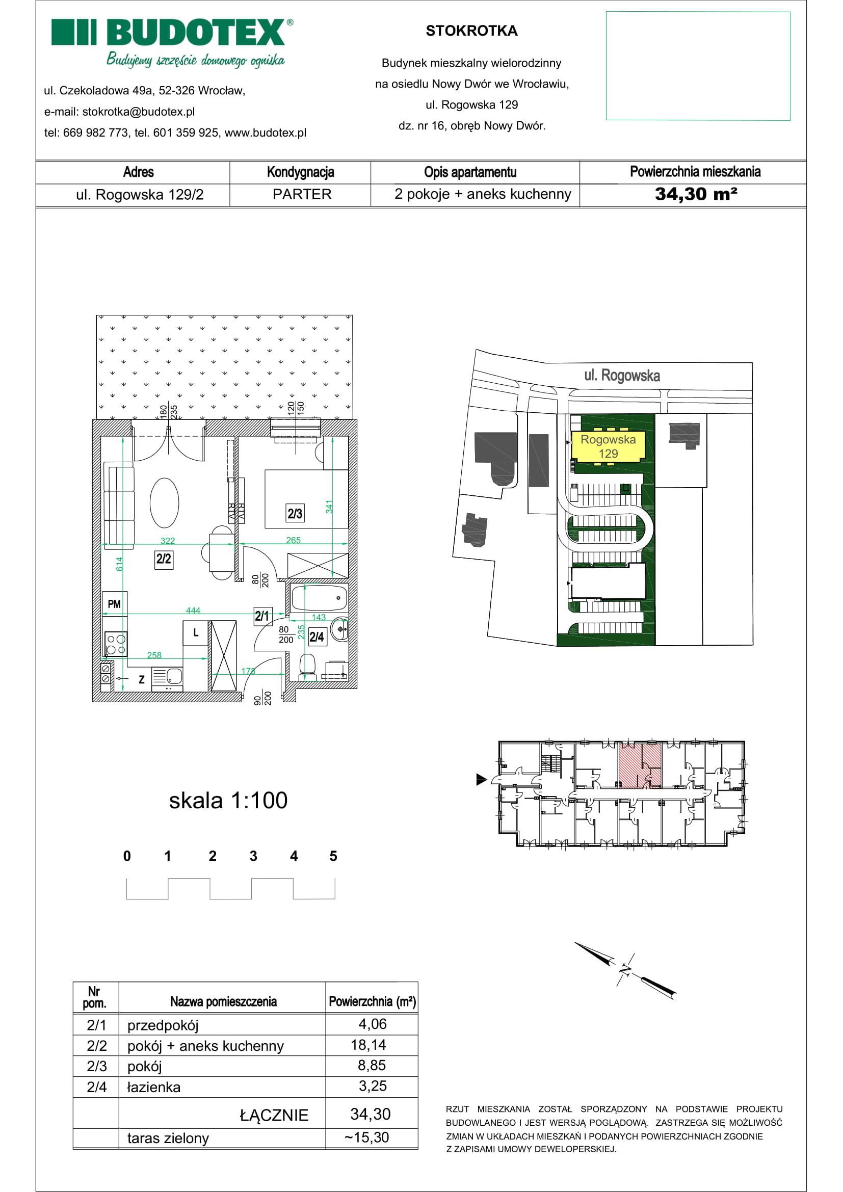 Mieszkanie nr 02