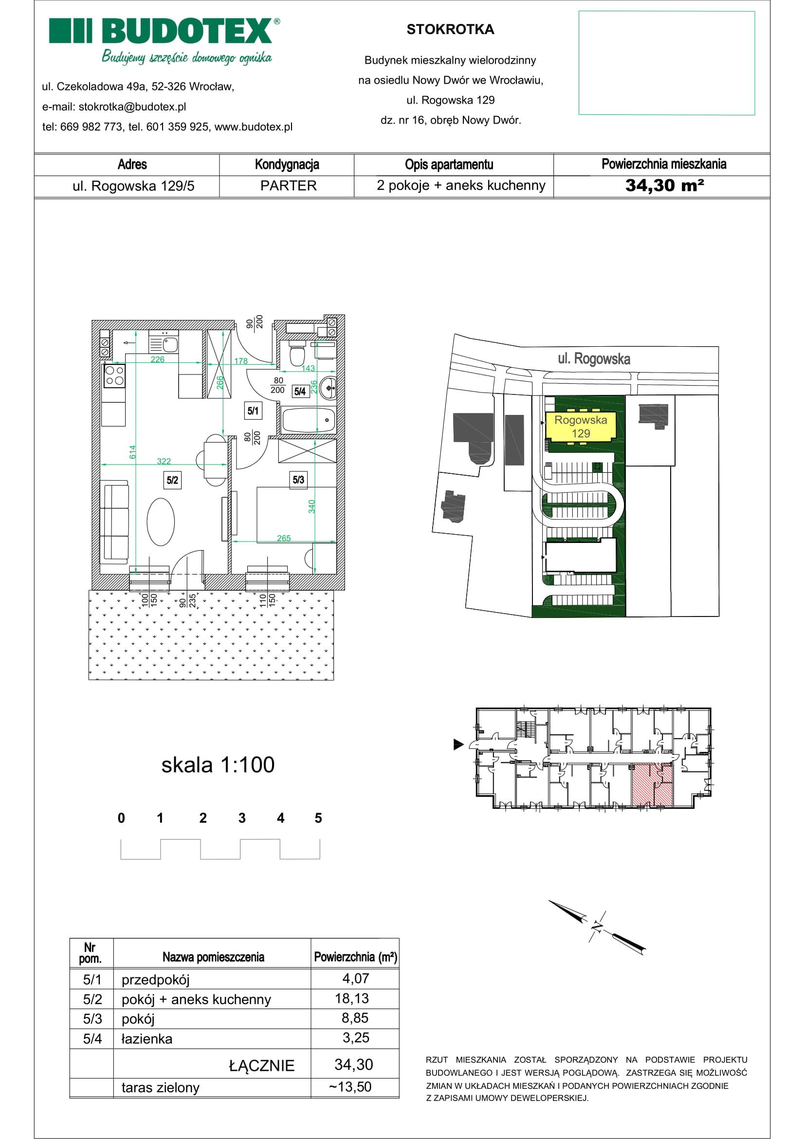Mieszkanie nr 05