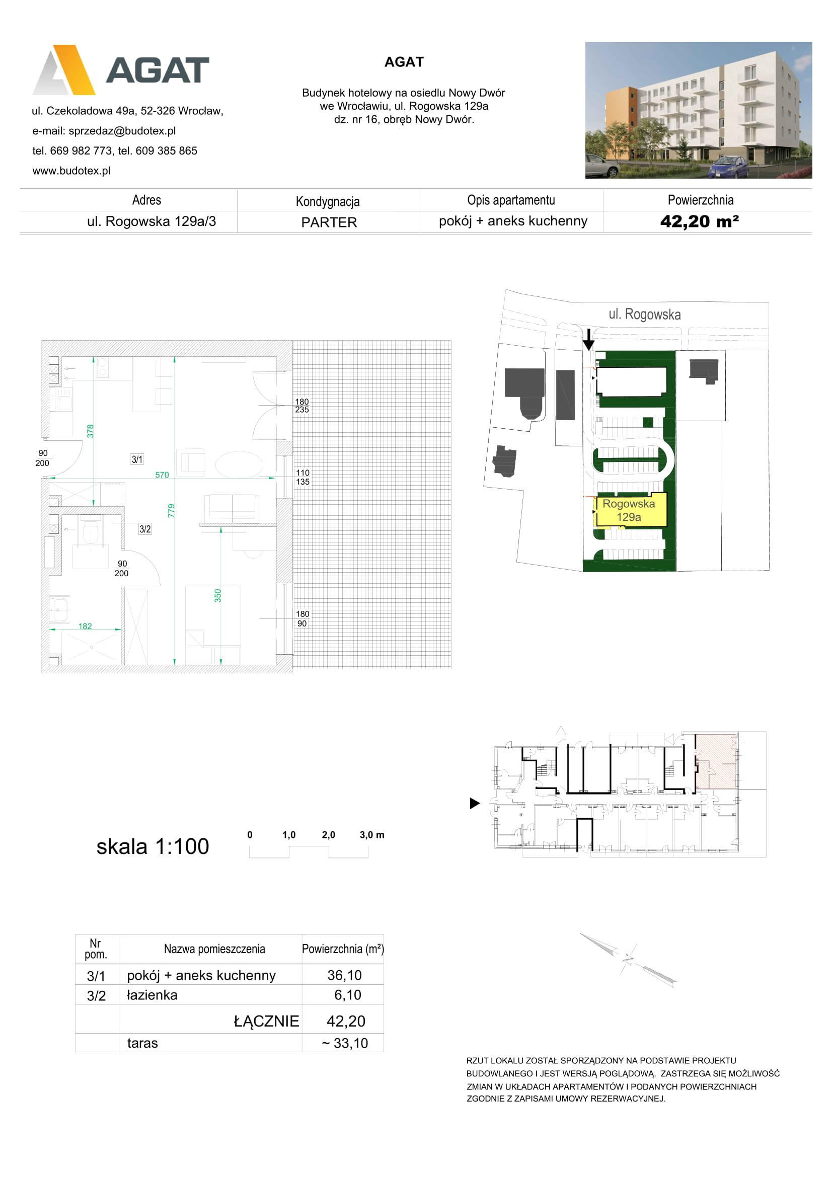 Mieszkanie nr 3