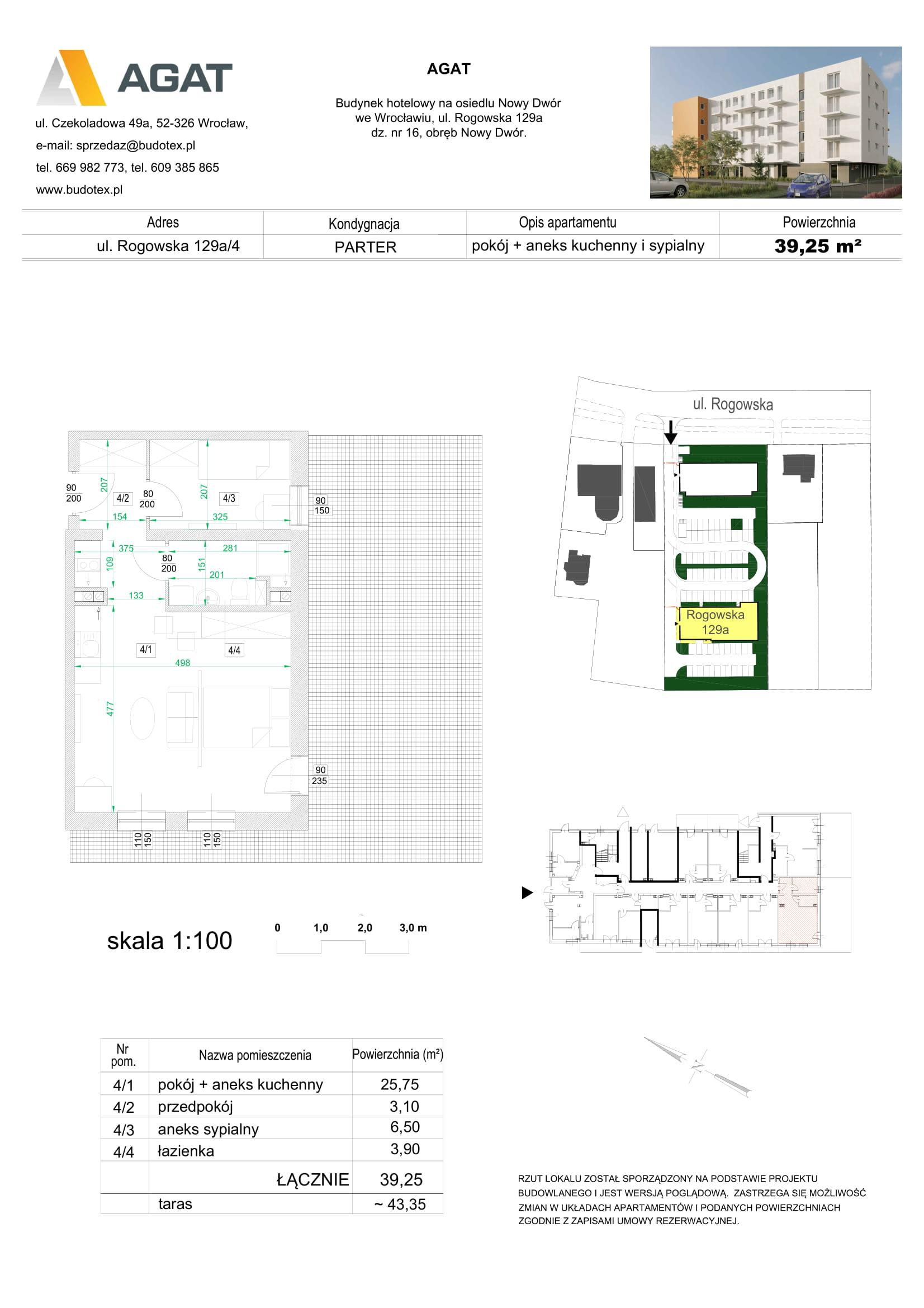 Mieszkanie nr 4