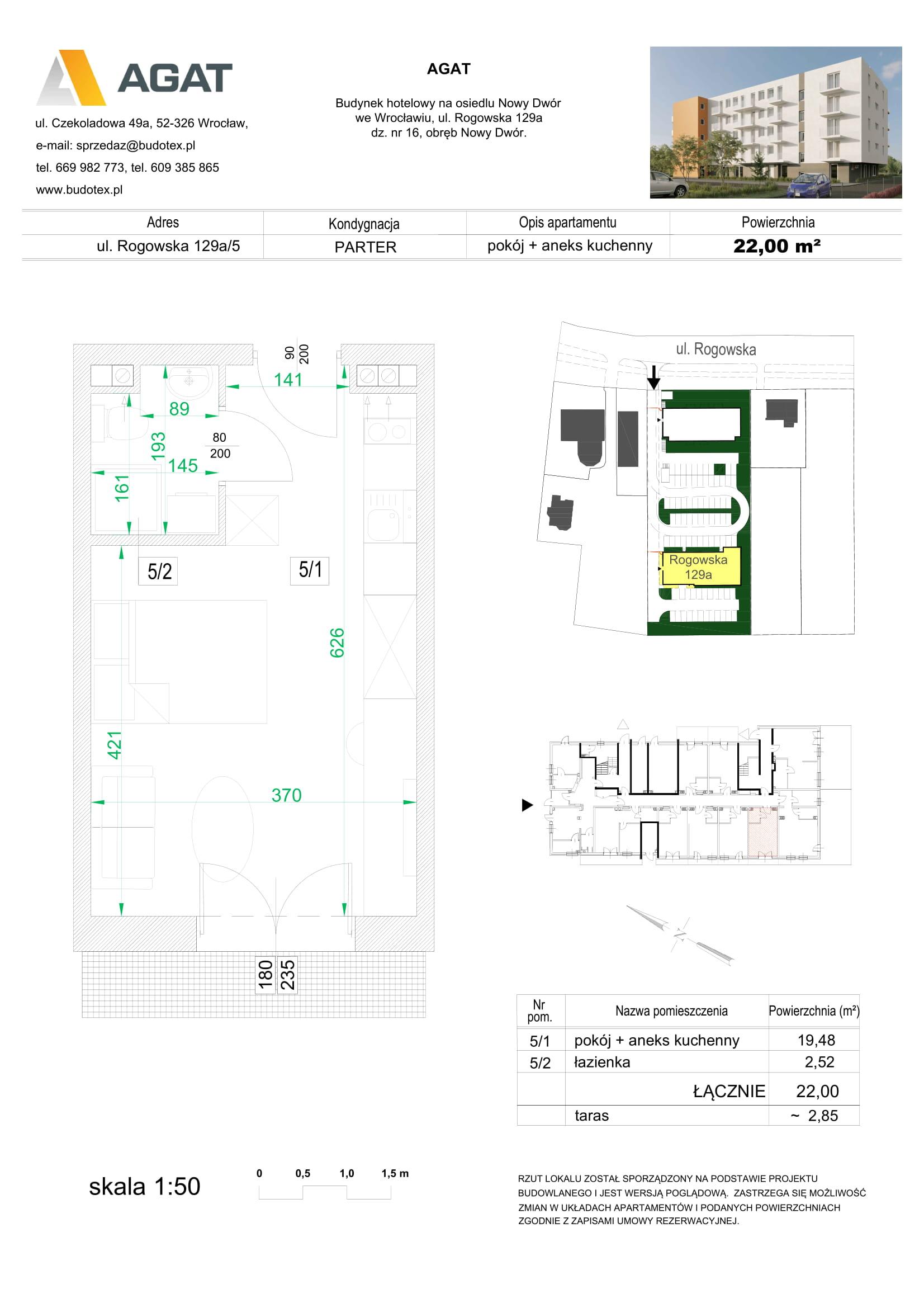 Mieszkanie nr 5
