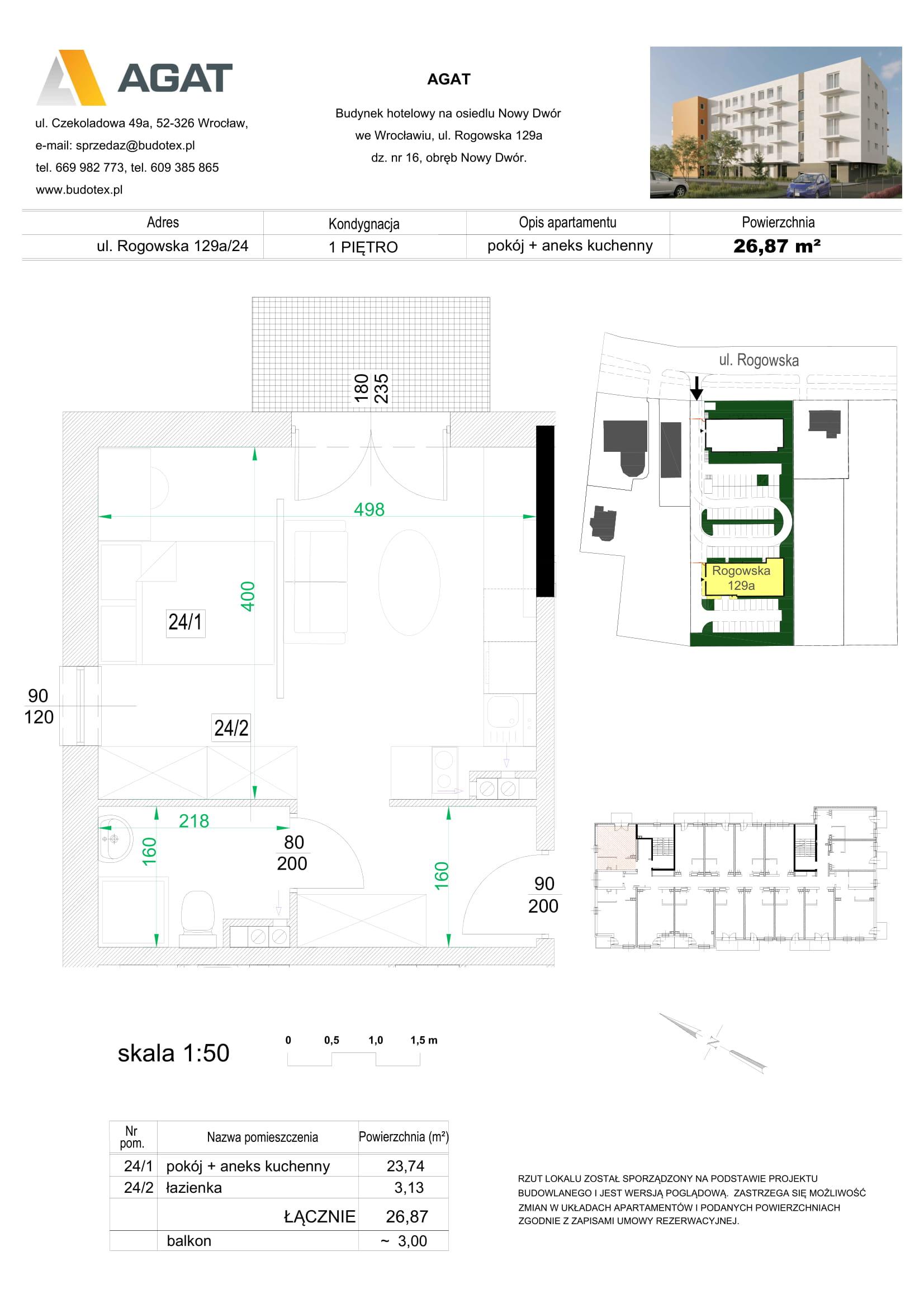 Mieszkanie nr 24