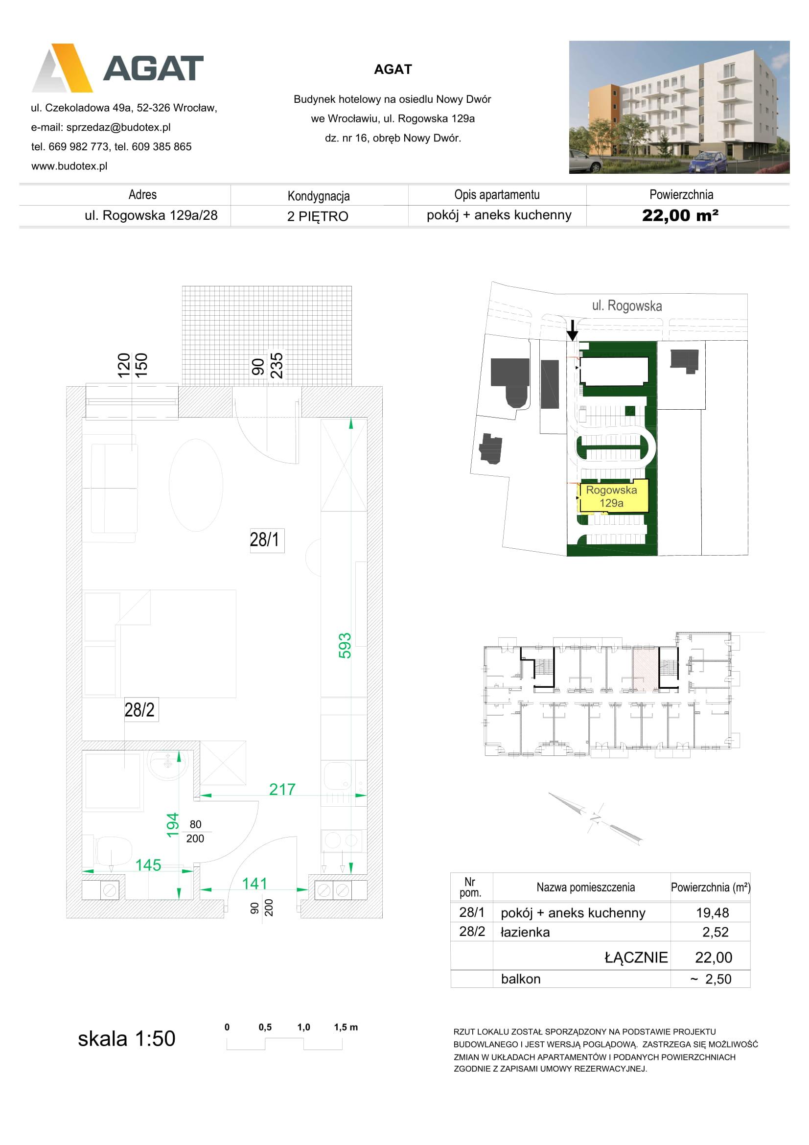Mieszkanie nr 28